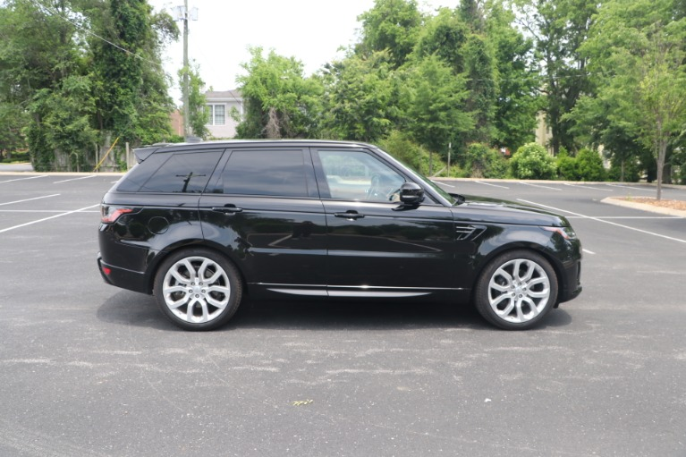 Used 2020 Land Rover Range Rover SPORT HSE DRIVE PRO W/NAV for sale $95,950 at Auto Collection in Murfreesboro TN 37130 8