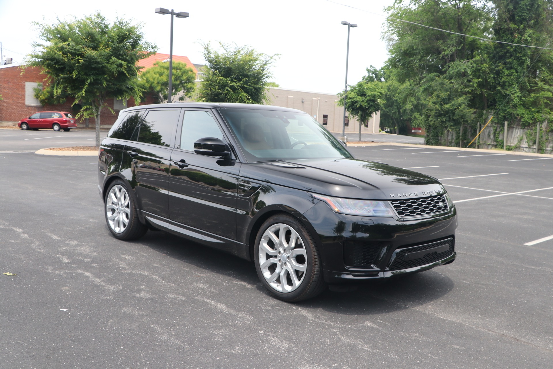 Used 2020 Land Rover Range Rover SPORT HSE DRIVE PRO W/NAV for sale Sold at Auto Collection in Murfreesboro TN 37130 1