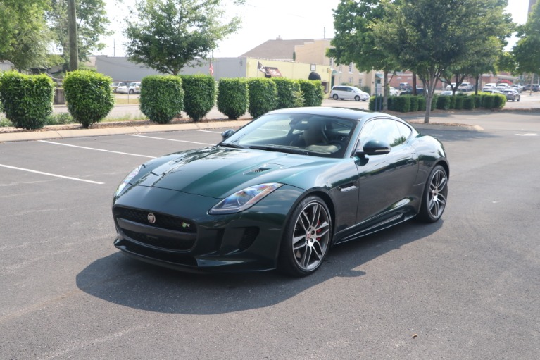 Used 2016 Jaguar F-TYPE R VISION PACK R W/NAV for sale $62,950 at Auto Collection in Murfreesboro TN 37130 2