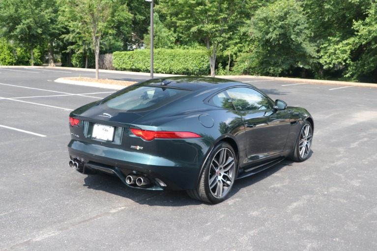 Used 2016 Jaguar F-TYPE R VISION PACK R W/NAV for sale $62,950 at Auto Collection in Murfreesboro TN 37130 3