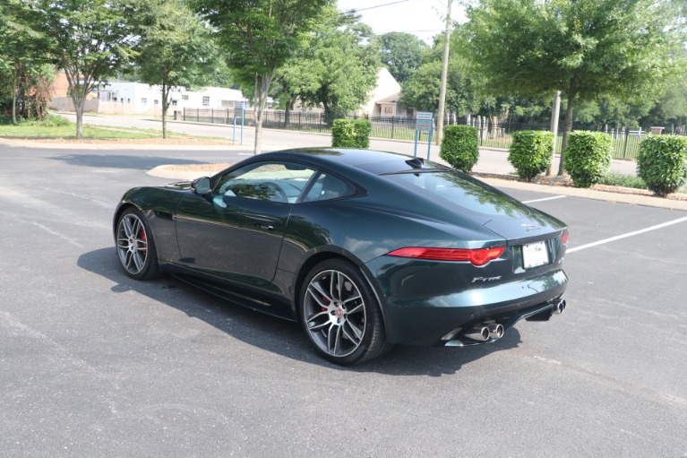 Used 2016 Jaguar F-TYPE R VISION PACK R W/NAV for sale $62,950 at Auto Collection in Murfreesboro TN 37130 4