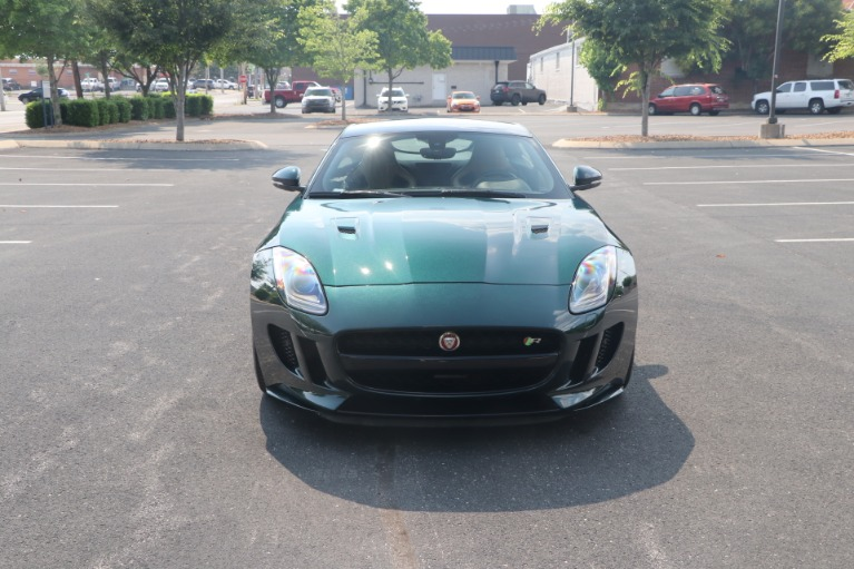 Used 2016 Jaguar F-TYPE R VISION PACK R W/NAV for sale $62,950 at Auto Collection in Murfreesboro TN 37130 5