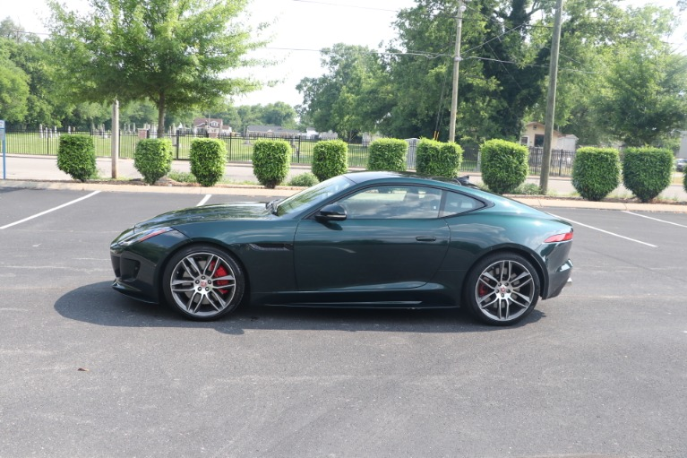 Used 2016 Jaguar F-TYPE R VISION PACK R W/NAV for sale $62,950 at Auto Collection in Murfreesboro TN 37130 7