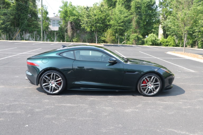 Used 2016 Jaguar F-TYPE R VISION PACK R W/NAV for sale $62,950 at Auto Collection in Murfreesboro TN 37130 8