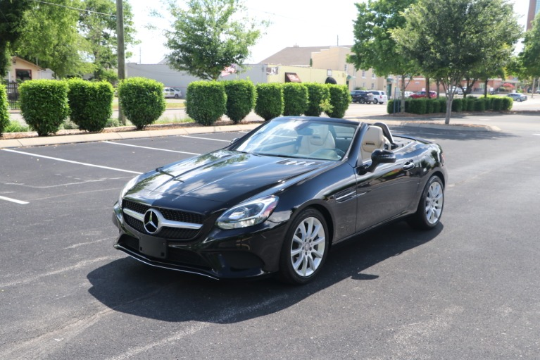 Used 2017 Mercedes-Benz SLC 300 Convertible W/NAV for sale $36,950 at Auto Collection in Murfreesboro TN 37130 2