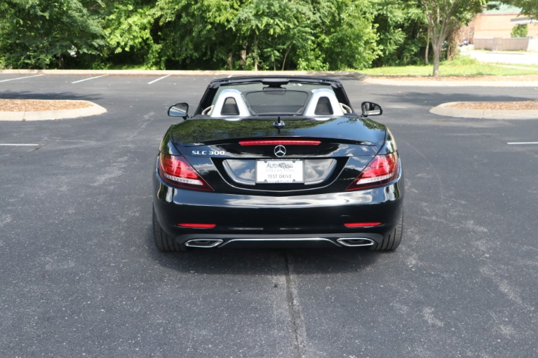 Used 2017 Mercedes-Benz SLC 300 Convertible W/NAV for sale $36,950 at Auto Collection in Murfreesboro TN 37130 6