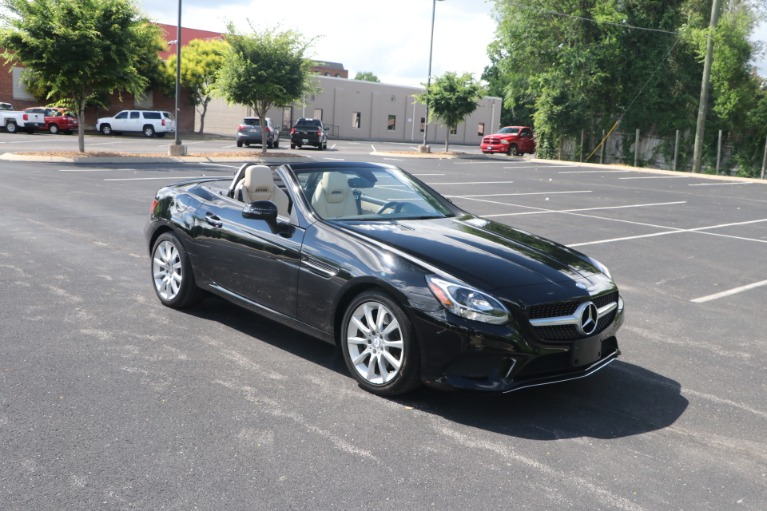 Used 2017 Mercedes-Benz SLC 300 Convertible W/NAV for sale $36,950 at Auto Collection in Murfreesboro TN 37130 1