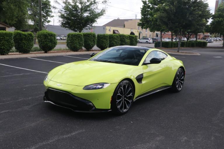 Used 2019 Aston Martin Vantage W/NAV for sale $144,950 at Auto Collection in Murfreesboro TN 37130 2