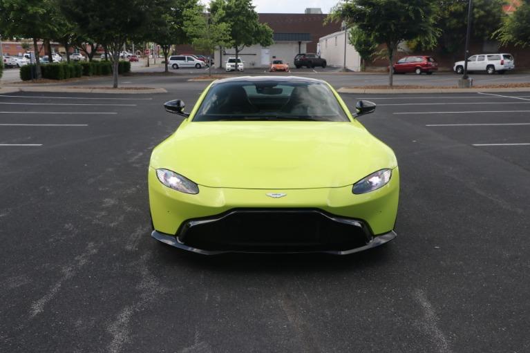 Used 2019 Aston Martin Vantage W/NAV for sale $144,950 at Auto Collection in Murfreesboro TN 37130 5