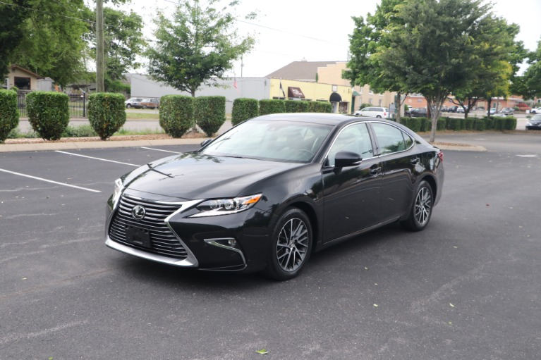 Used 2018 Lexus ES 350 Luxury FWD W/NAV for sale $33,950 at Auto Collection in Murfreesboro TN 37130 2