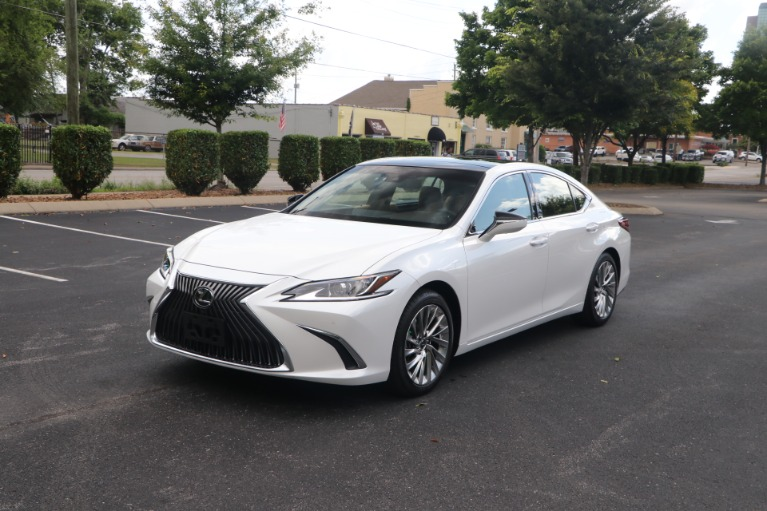 Used 2020 Lexus ES 350 Luxury FWD W/NAV for sale Sold at Auto Collection in Murfreesboro TN 37130 2