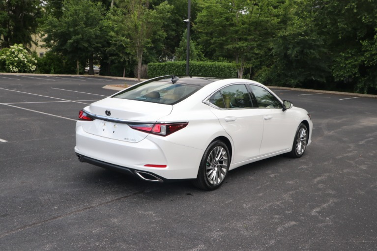 Used 2020 Lexus ES 350 Luxury FWD W/NAV for sale Sold at Auto Collection in Murfreesboro TN 37130 3