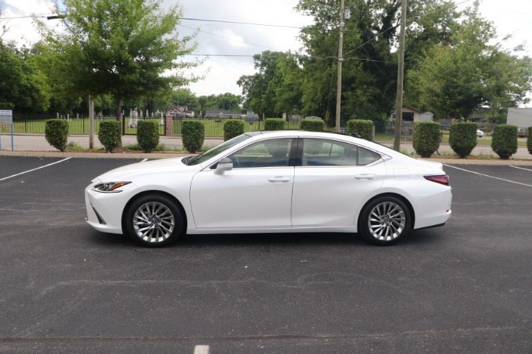 Used 2020 Lexus ES 350 Luxury FWD W/NAV for sale Sold at Auto Collection in Murfreesboro TN 37130 7
