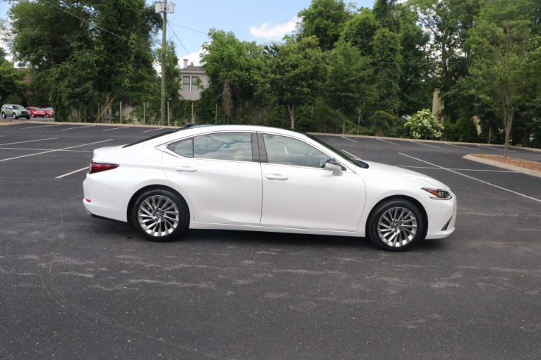 Used 2020 Lexus ES 350 Luxury FWD W/NAV for sale Sold at Auto Collection in Murfreesboro TN 37130 8