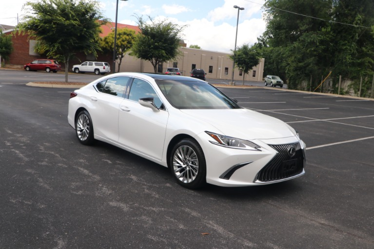 Used 2020 Lexus ES 350 Luxury FWD W/NAV for sale Sold at Auto Collection in Murfreesboro TN 37130 1