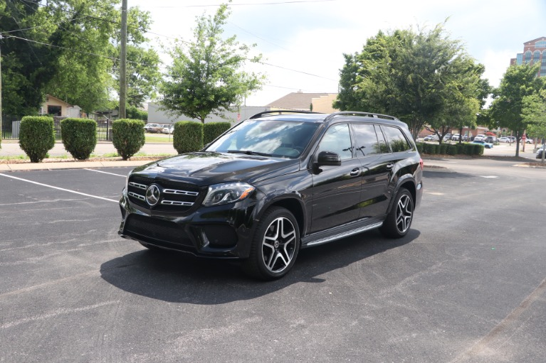 Used 2019 Mercedes-Benz GLS 550 4MATIC DESIGNO W/ACTIVE CURVE SYSTEM for sale $79,950 at Auto Collection in Murfreesboro TN 37130 2