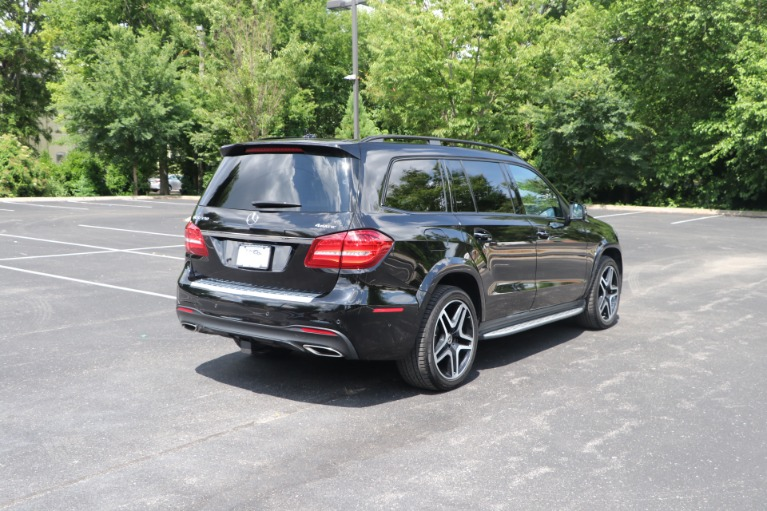 Used 2019 Mercedes-Benz GLS 550 4MATIC DESIGNO W/ACTIVE CURVE SYSTEM for sale $79,950 at Auto Collection in Murfreesboro TN 37130 3