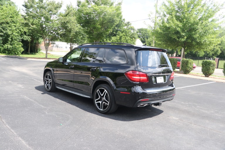 Used 2019 Mercedes-Benz GLS 550 4MATIC DESIGNO W/ACTIVE CURVE SYSTEM for sale $79,950 at Auto Collection in Murfreesboro TN 37130 4
