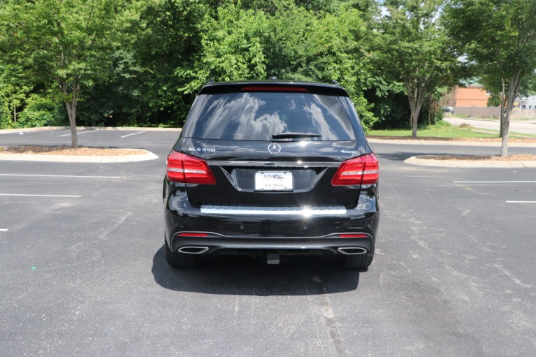 Used 2019 Mercedes-Benz GLS 550 4MATIC DESIGNO W/ACTIVE CURVE SYSTEM for sale $79,950 at Auto Collection in Murfreesboro TN 37130 6