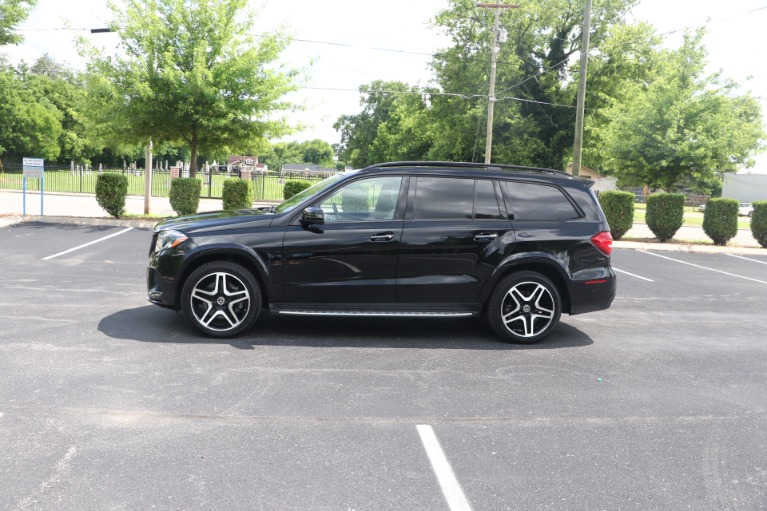 Used 2019 Mercedes-Benz GLS 550 4MATIC DESIGNO W/ACTIVE CURVE SYSTEM for sale $79,950 at Auto Collection in Murfreesboro TN 37130 7