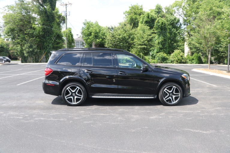 Used 2019 Mercedes-Benz GLS 550 4MATIC DESIGNO W/ACTIVE CURVE SYSTEM for sale $79,950 at Auto Collection in Murfreesboro TN 37130 8