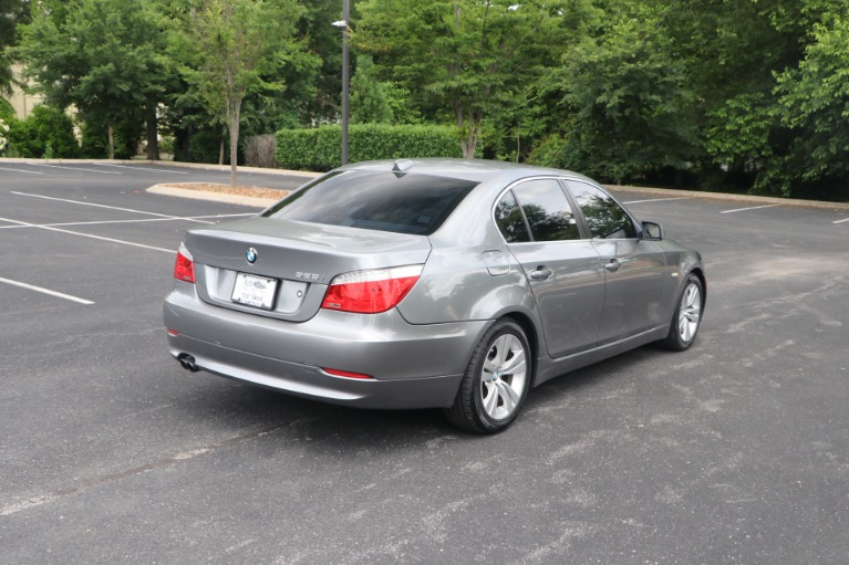 Used 2009 BMW 528i PREMIUM RWD W/SUNROOF for sale $8,650 at Auto Collection in Murfreesboro TN 37130 3