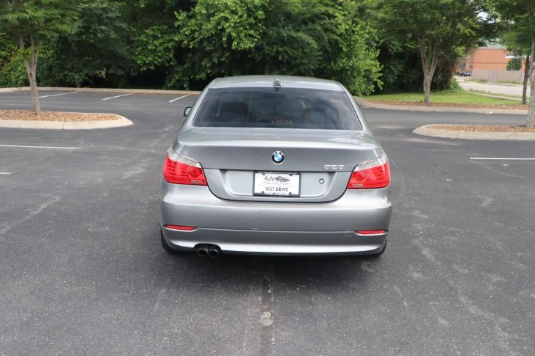 Used 2009 BMW 528i PREMIUM RWD W/SUNROOF for sale $8,650 at Auto Collection in Murfreesboro TN 37130 6