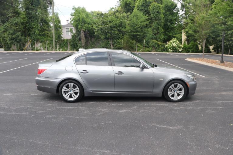 Used 2009 BMW 528i PREMIUM RWD W/SUNROOF for sale $8,650 at Auto Collection in Murfreesboro TN 37130 8