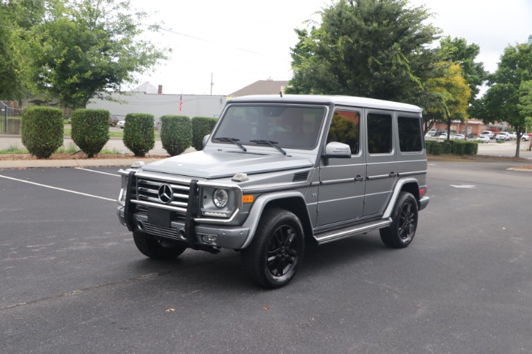 Used 2014 Mercedes-Benz G550 4MATIC AWD W/NAV for sale $69,950 at Auto Collection in Murfreesboro TN 37130 2