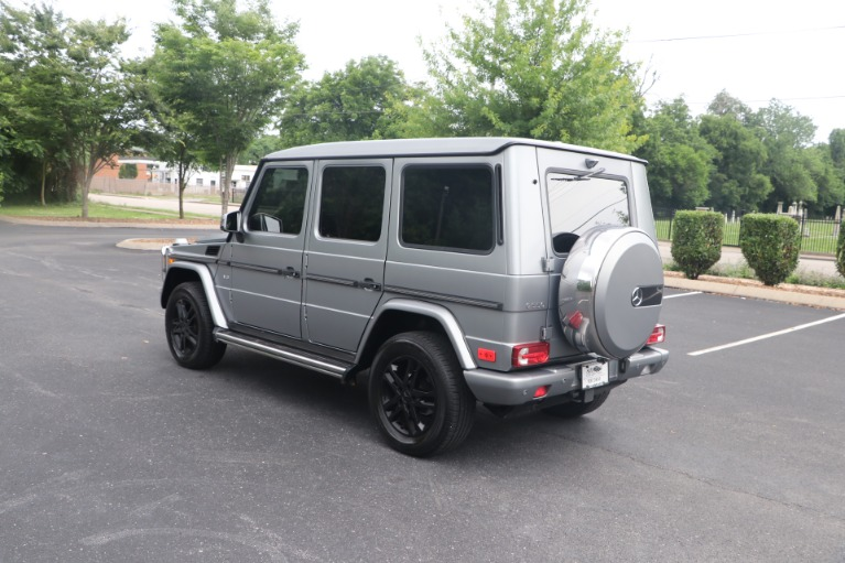 Used 2014 Mercedes-Benz G550 4MATIC AWD W/NAV for sale $69,950 at Auto Collection in Murfreesboro TN 37130 4