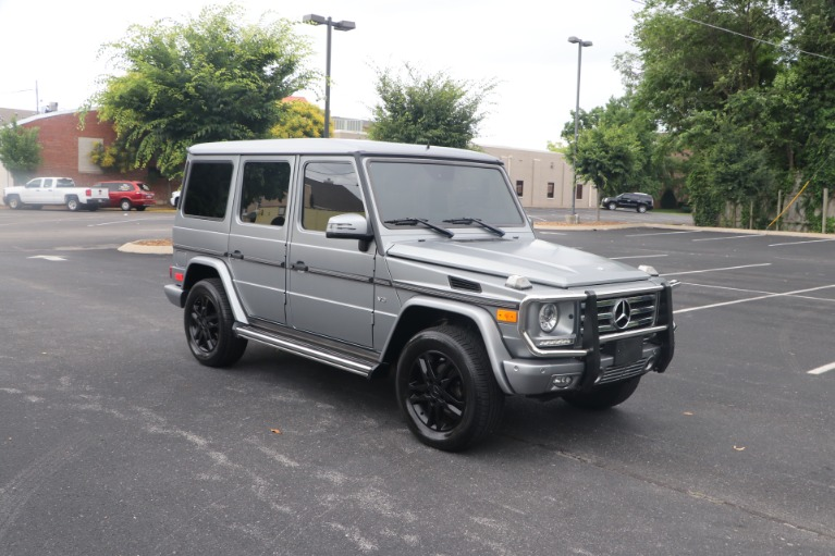 Used 2014 Mercedes-Benz G550 4MATIC AWD W/NAV for sale $69,950 at Auto Collection in Murfreesboro TN 37130 1