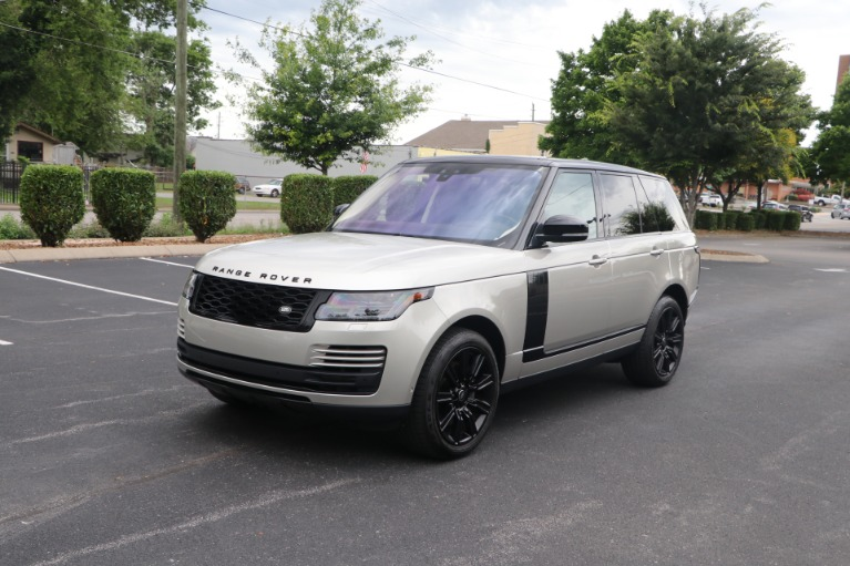 Used 2019 Land Rover Range Rover HSE Supercharged AWD w/NAV for sale $85,500 at Auto Collection in Murfreesboro TN 37130 2