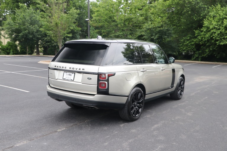 Used 2019 Land Rover Range Rover HSE Supercharged AWD w/NAV for sale $85,500 at Auto Collection in Murfreesboro TN 37130 3