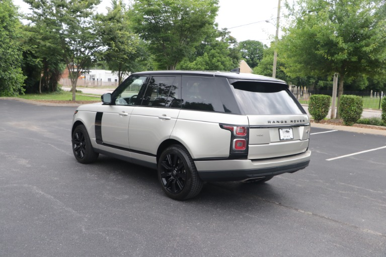 Used 2019 Land Rover Range Rover HSE Supercharged AWD w/NAV for sale $85,500 at Auto Collection in Murfreesboro TN 37130 4