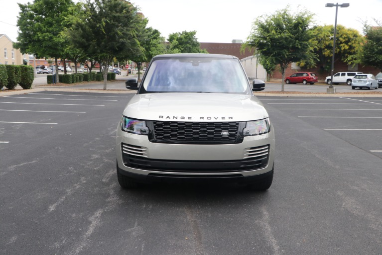 Used 2019 Land Rover Range Rover HSE Supercharged AWD w/NAV for sale $85,500 at Auto Collection in Murfreesboro TN 37130 5