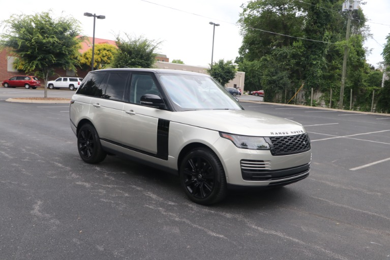 Used Used 2019 Land Rover Range Rover HSE Supercharged AWD w/NAV for sale $88,950 at Auto Collection in Murfreesboro TN