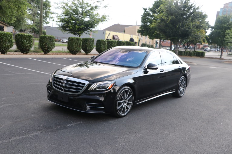 Used 2018 Mercedes-Benz S560 PREMIUM AMG LINE RWD W/NAV for sale $71,950 at Auto Collection in Murfreesboro TN 37130 2