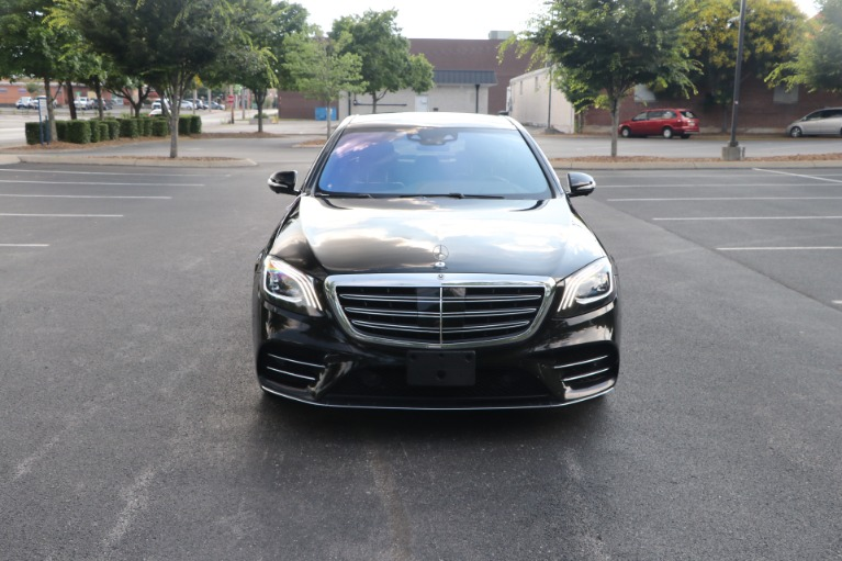 Used 2018 Mercedes-Benz S560 PREMIUM AMG LINE RWD W/NAV for sale $71,950 at Auto Collection in Murfreesboro TN 37130 5