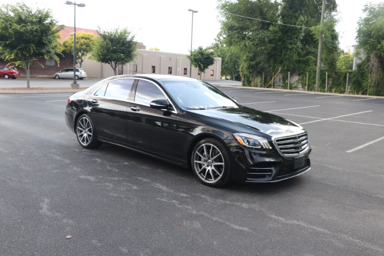 Used 2018 Mercedes-Benz S560 PREMIUM AMG LINE RWD W/NAV for sale $71,950 at Auto Collection in Murfreesboro TN 37130 1