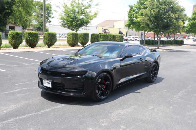 Used 2020 Chevrolet Camaro 2SS COUPE for sale $49,500 at Auto Collection in Murfreesboro TN 37130 2