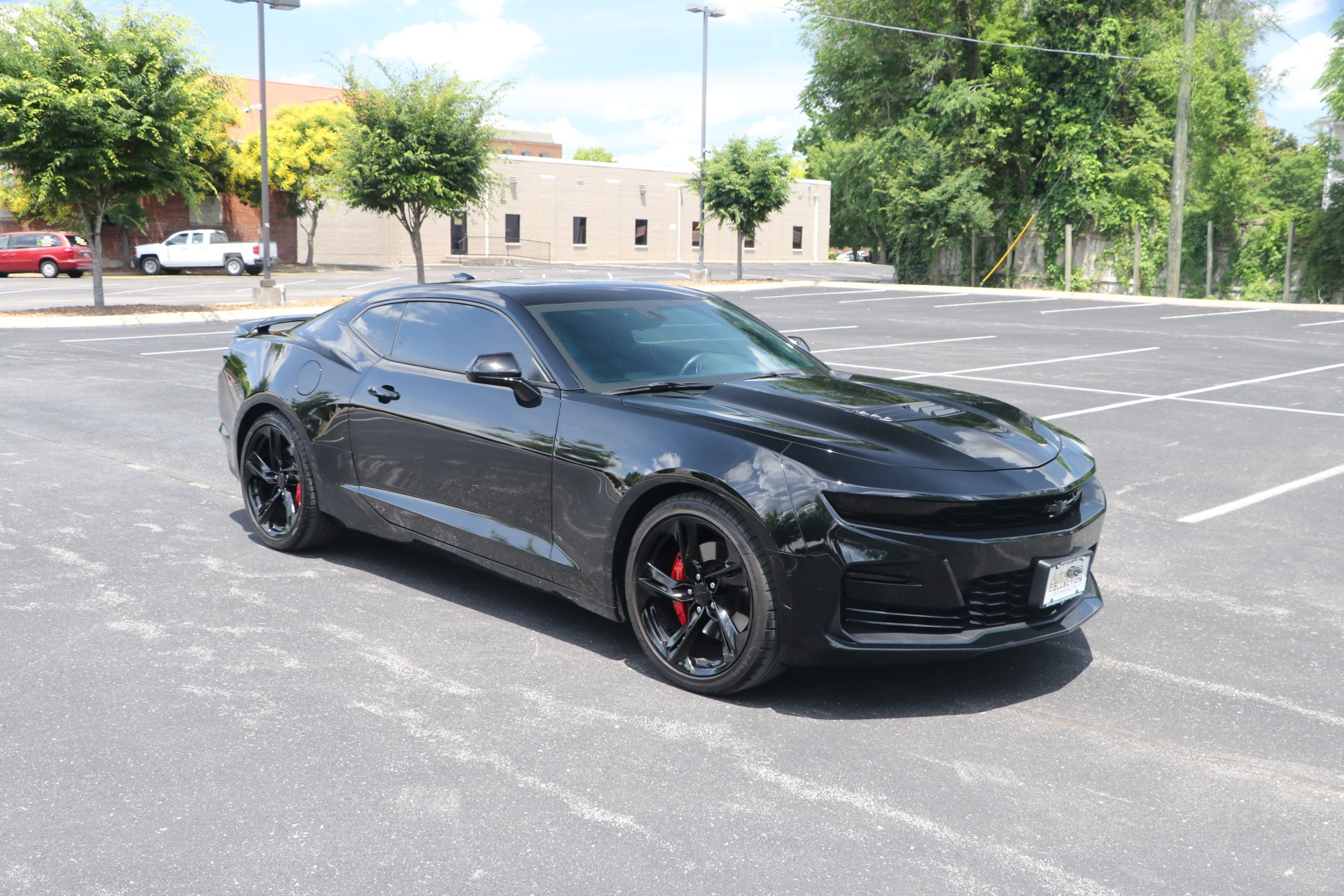 Used 2020 Chevrolet Camaro 2SS COUPE for sale $49,500 at Auto Collection in Murfreesboro TN 37130 1