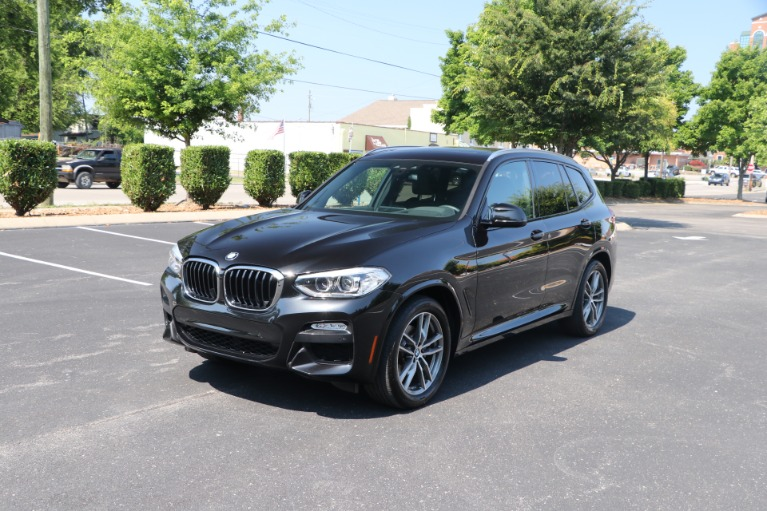 Used 2019 BMW X3 sDrive30i FWD W/NAV for sale $40,950 at Auto Collection in Murfreesboro TN 37130 2