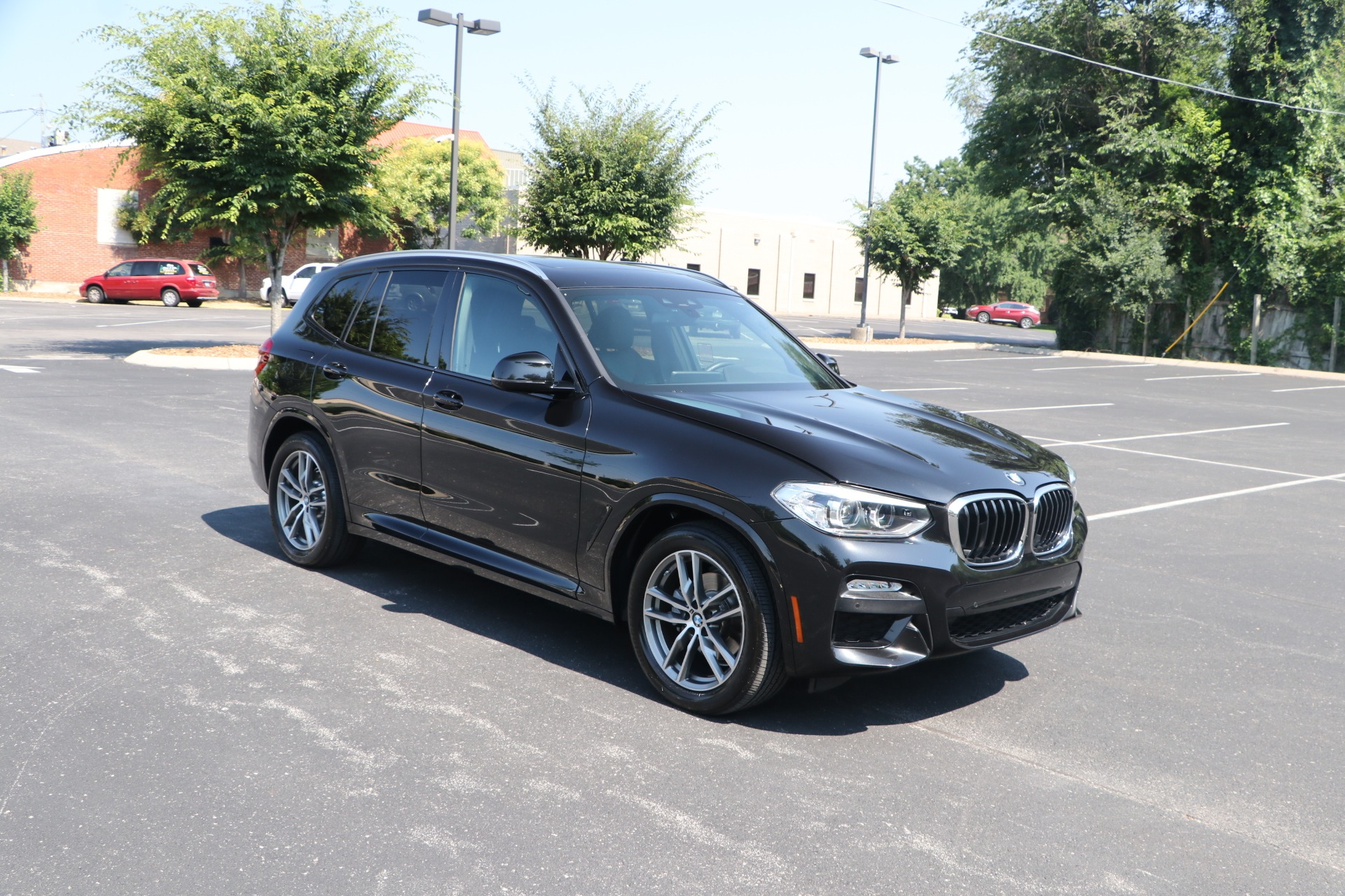 Used 2019 BMW X3 sDrive30i FWD W/NAV for sale $40,950 at Auto Collection in Murfreesboro TN 37130 1