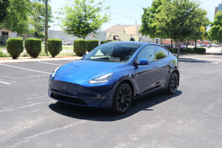 Used 2021 Tesla Model Y Long Range AWD W/NAV for sale $63,950 at Auto Collection in Murfreesboro TN 37130 2