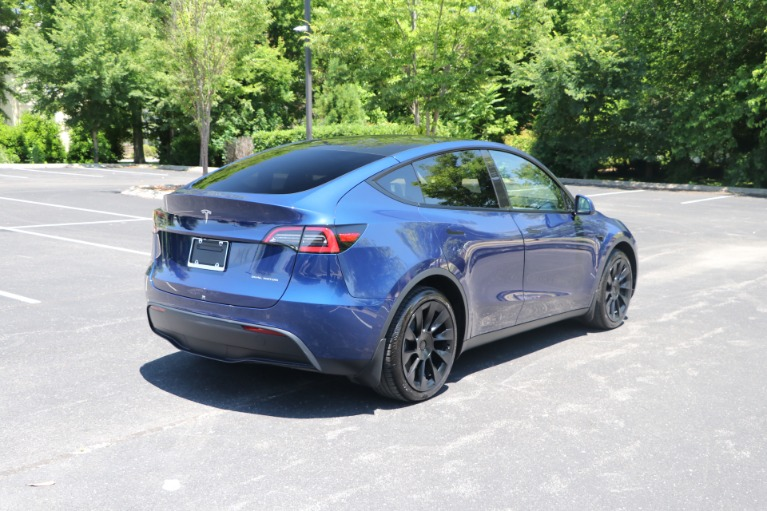 Used 2021 Tesla Model Y Long Range AWD W/NAV for sale $63,950 at Auto Collection in Murfreesboro TN 37130 3
