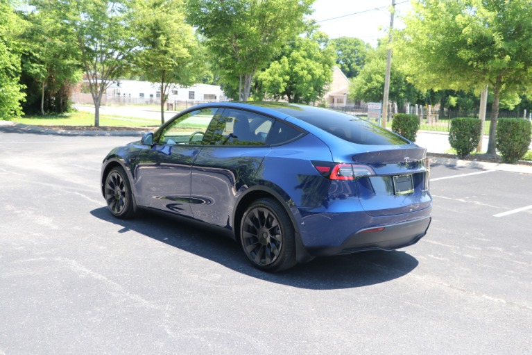 Used 2021 Tesla Model Y Long Range AWD W/NAV for sale $63,950 at Auto Collection in Murfreesboro TN 37130 4