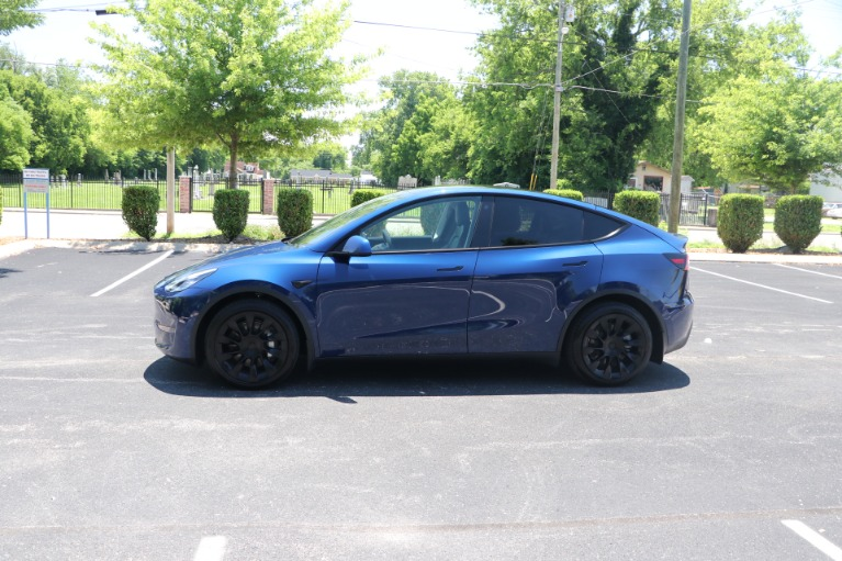 Used 2021 Tesla Model Y Long Range AWD W/NAV for sale $63,950 at Auto Collection in Murfreesboro TN 37130 7