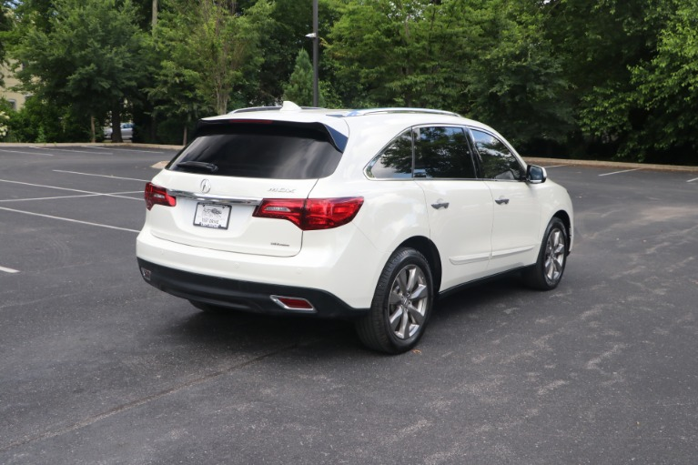 Used 2016 Acura MDX SH-AWD w/Advance Package for sale $21,500 at Auto Collection in Murfreesboro TN 37130 3