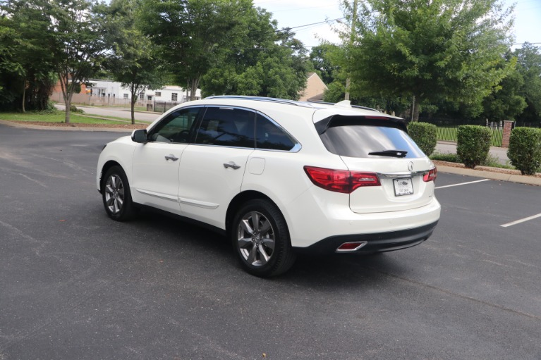 Used 2016 Acura MDX SH-AWD w/Advance Package for sale $21,500 at Auto Collection in Murfreesboro TN 37130 4