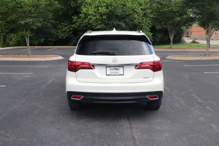 Used 2016 Acura MDX SH-AWD w/Advance Package for sale $21,500 at Auto Collection in Murfreesboro TN 37130 6